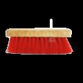 Escova de Carpete com Cepo em Madeira
